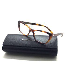 Sale! Burberry Havana 54mm Eyeglasses! Authentic!